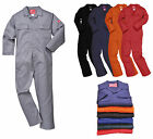 Portwest Bizweld - BIZ1 - Welders Flame Retardant Coverall / Welding Boilersuit