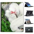 Cat Folio Wallet Leather Case For iPad 2, 3 & 4