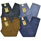 Lee Dungarees Carpenter Blue Jeans Original Mens 29 30 31 32 33 34 36 38 40 42