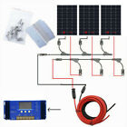100W-200W-300W-400W-500W-1KW-Solar-Panel-Kit-For-RV-Van-Home-Battery-Charger