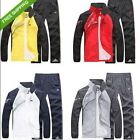 Activewear Jogging Suits Li-Ning Mens Spring&Autumn Jacket Pants tracksuit Sport