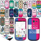 For Samsung Galaxy Exhibit T599 Design VINYL DECAL Sticker Phone Cover Protector