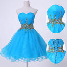Bridesmaid Women Sexy Grace Ball Evening Prom Beauty Gowns Cocktail Party Dress
