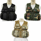 Nitehawk Kids/Childrens Tactical Combat Assault Vest Army Military Police Cadet