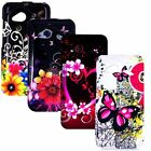 For HTC DROID Incredible 4G LTE ADR6410 Cover Design Hard Snap On Case Accessory