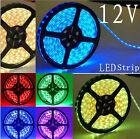 5M 5050 300 SMD Home Garden Flexible LED Strip Non-Waterproof Counter Bar Lights