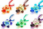 Jewelry Turtle Lampwork Glass Pendant Necklace Handmade Charms Women Lady Gift
