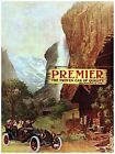 5049.Premier.the proven car of equality.vintage car.POSTER.decor Home Office art