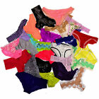 Victoria's Secret Panties 5 Random Lot High End Fancy Panty Mixed Sexy Underwear