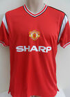 MANCHESTER UNITED 1985 REPLICA SHIRT