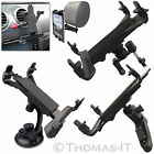 Universal Car Headrest Rear Back Seat Mount Holder Cradle Stand For PDA Tablets