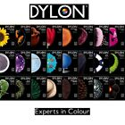 2 x Dylon MACHINE DYE Wash Fabric Cotton Material 24 Fresh Colours Clothes New