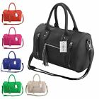 Ladies Womens Designer Celebrity Shoulder Satchel Hobo Shoulder Handbag Bag New