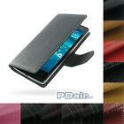 PDair Deluxe Leather Case for Acer Liquid E3 Duo PLUS E380 (Book Type BX1)