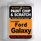 FORD Galaxy TOUCH UP PAINT Stone Chip Scratch Repair Kit 2010-2014