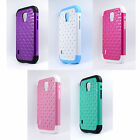 For Samsung Galaxy S5 Active Hybrid Spot Diamond Case Cover Colors