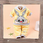 Kids Tracksuit Hooded Top Jogging Bottoms Girls Boys 2 PIECE SUIT 2014 Fashion