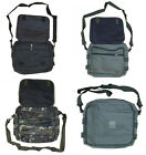 Army Combat Military Shoulder Travel Day Mesenger Pack Mens Man Bag Satchel New