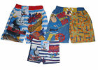 BOYS SWIM SHORTS TRUNKS THOMAS THE TANK ENGINE OR FIREMAN SAM 1-6 YEARS