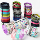 LARGE Small Replacement Wrist Band w/ Clasp for Fitbit Flex Bracelet (NoTracker)