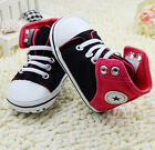 Cool!Infant Toddler Baby boy Girl Soft Sole Sneaker Crib Shoes Sneaker 0-18Mth-y