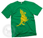 BOXING KANGAROO Australian Sports Flag Aussie New 2014 World Cup team Oi T-Shirt
