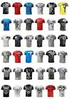 Konflic Men's All Over Print MMA Style Short Sleeve T-Shirts - Multiple Styles
