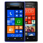 HTC 6990 Windows Phone 8X Verizon Wireless 16GB WiFi Blue Black Smartphone
