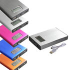 12000mAh Power Bank Pack USB Battery Charger With LED Idicator For Mobile Phones