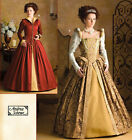 SEWING PATTERN Simplicity 3782 Misses Costumes ELIZABETHAN DRESSES UNDERSKIRTS