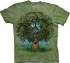 The Mountain Organic T-Shirt Guitar Tree Select Size