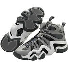 Mens Adidas Kobe Crazy 8  Basketball Shoes Aluminum Grey G48589 Medium Width