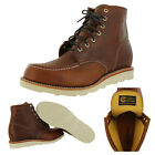 "Chippewa 95591 Men's 6"" Carpenter Boots Vibram Made in USA"