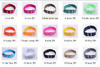 18mm 20mm 22mm 24mm same type Nylon Watch Straps Wristwatch Band 15color