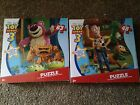 DISNEY TOY STORY 3 JIGSAW PUZZLE Character Puzzles 2 Types Avaliable Brand New