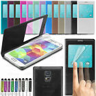 S-View Slim Flip Wallet Case Battery Back Cover For New Samsung Galaxy S5 SMG900
