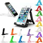 Mobile Phone Folding Travel Desk Rest Stand Holder Dock Display For Iphone