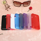 S Line Wave Soft Slim TPU Gel Back Case Cover Skin For HuaWei Ascend Y330 Phone