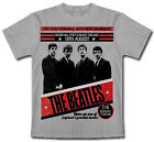 THE BEATLES * PORT SUNLIGHT * SHIRT * NEU! * GREY * M / L / XL / XXL * LIVERPOOL