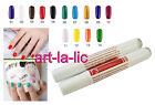 Revolutionary UV Gel Nail Polish 3 in 1 One Step Fashion New Colors Gelish