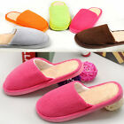 New Cute Women Lady Men Lovers Anti slip Slippers Indoor House Home Soft Warm