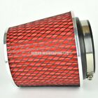 Performance Air Filter Red For Induction Kit 70mm or Choose Inlet Size (51800)