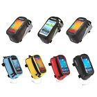 Bike Bicycle Frame Front Tube Bag Phone Case For iPhone 4/5/6 4.2 to 5.5-inch