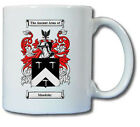 MAUDSLEY COAT OF ARMS COFFEE MUG