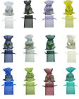 "50pcs 100pcs 200pcs 10x15cm Organza Wedding Favour Pouch Bag All Occasions 4""x6"""