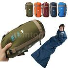 Ultra-light Outdoor Sleeping Bag Camping Travel Hiking Sports Multifuntion US