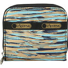 LeSportsac Claire Wallet 18 Colors Ladies Small Wallet NEW