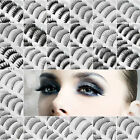 10 Pair Makeup Cross Natural OR Thick Fake False Eyelashes Eye Lash Extension