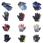 Sport Bicycle Cycling Bike Half finger Fingerless Gloves four colors Size M L XL
