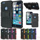 Apple iPhone 6 Grenade Cover Kick Stand Rugged Hybrid Impact Armor Shell Thin